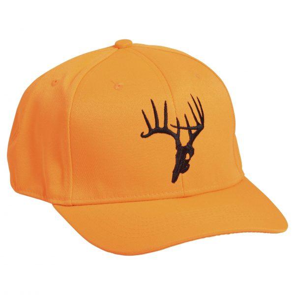 Deer Skullz Blaze Orange