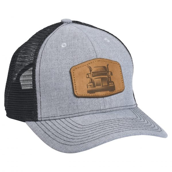 Big Rig Trucker Heather/Black