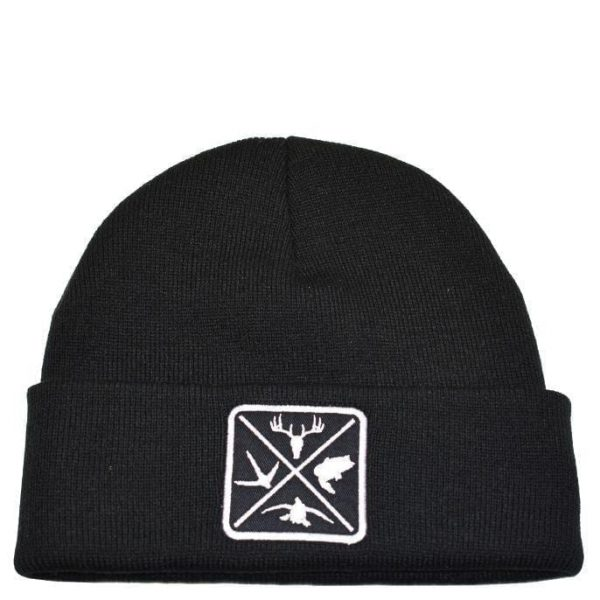 Outdoor Series Knit Black