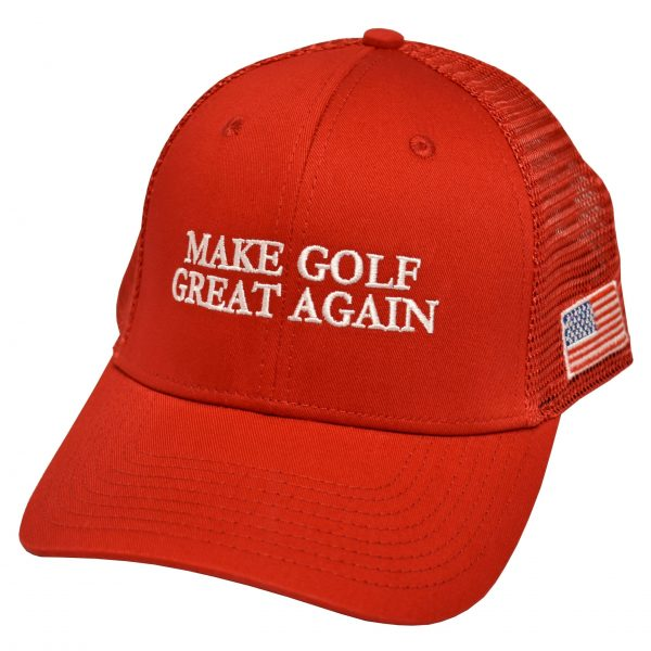 Make Golf Great Again